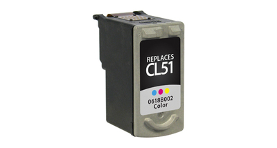Canon CL51 ---COLOR (Item#248)... (INK REFILL)
